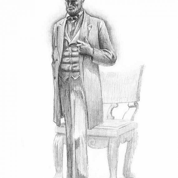 Pondering President Lincoln